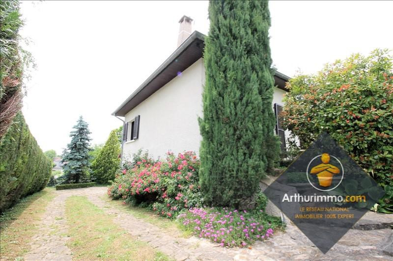 Sale house / villa Villette d anthon 297 000€ - Picture 2
