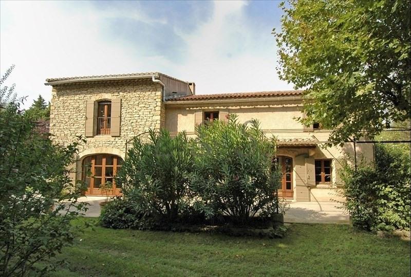 Vente de prestige maison / villa Monteux 645000€ - Photo 8