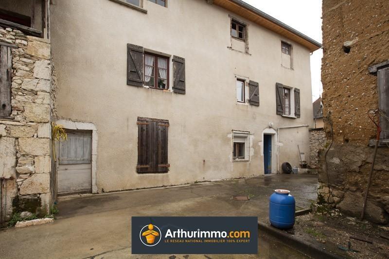 Vente maison / villa Morestel 128000€ - Photo 9