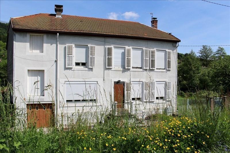 Vente maison / villa Moyenmoutier 99000€ - Photo 1