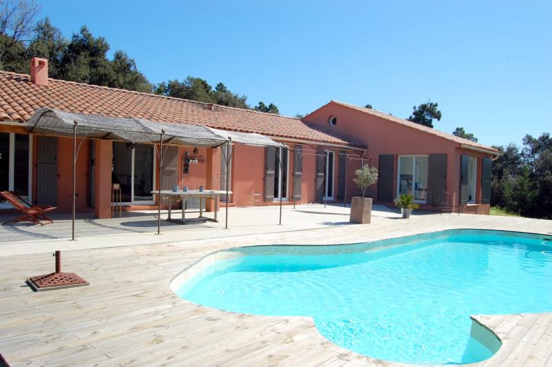 Venta de prestigio  casa Montauroux 535000€ - Fotografía 1