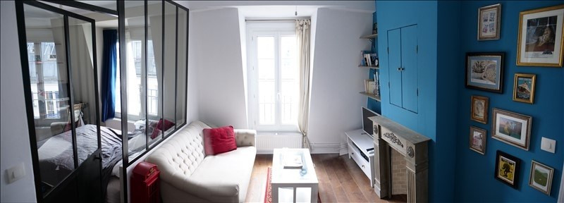 Aрендa квартирa Paris 18ème 890€ CC - Фото 3
