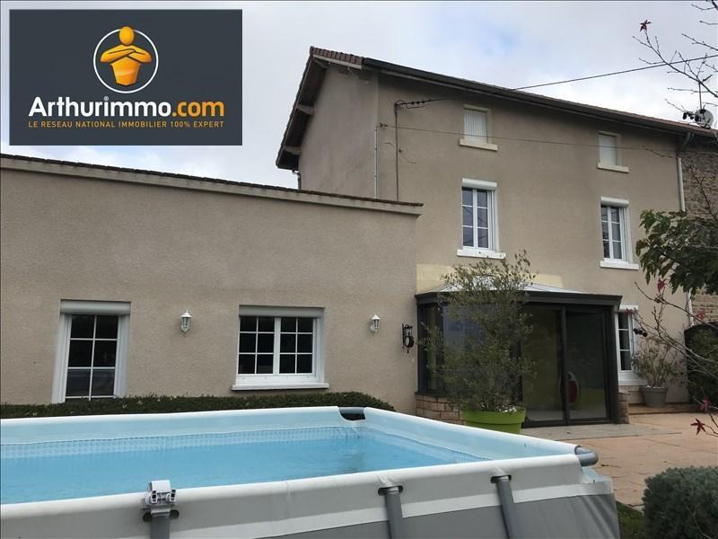 Sale house / villa St just la pendue 158000€ - Picture 1