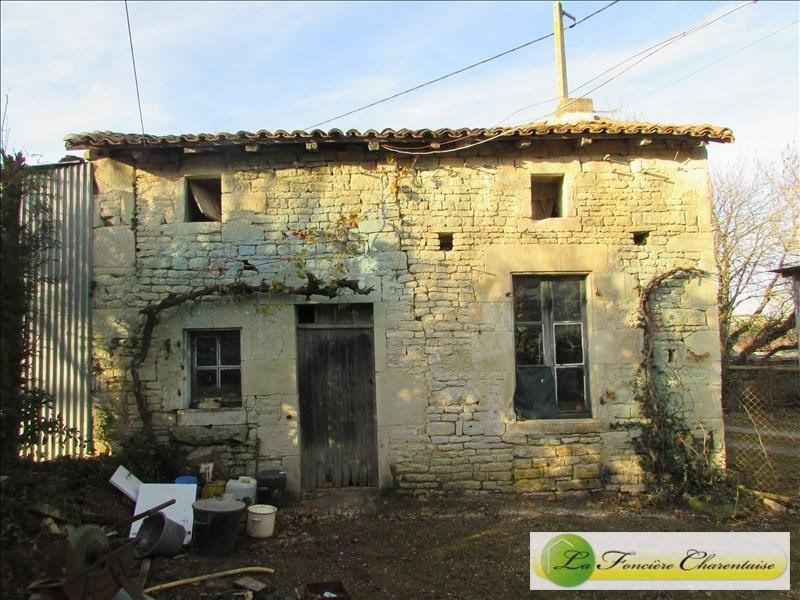 Vente maison / villa Aigre 89000€ - Photo 7