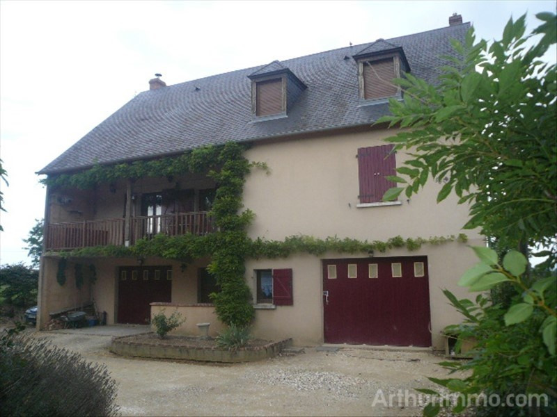 Sale house / villa Menetou ratel 165 850€ - Picture 1