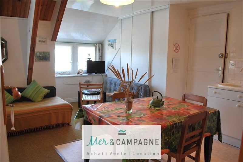 Sale apartment Fort mahon plage 49 500€ - Picture 1