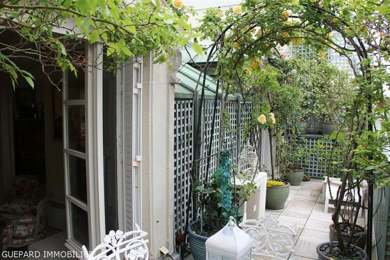 Vente de prestige appartement Paris 16ème 3 900 000€ - Photo 2