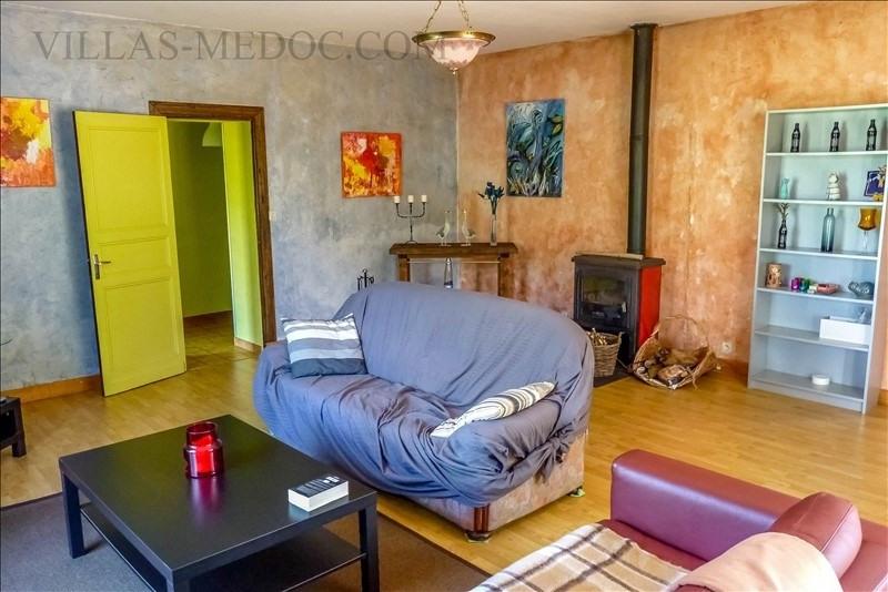 Vente maison / villa Jau dignac et loirac 347000€ - Photo 7