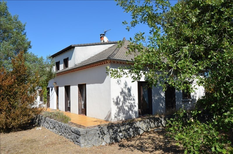 Vente maison / villa Ruoms 201400€ - Photo 1