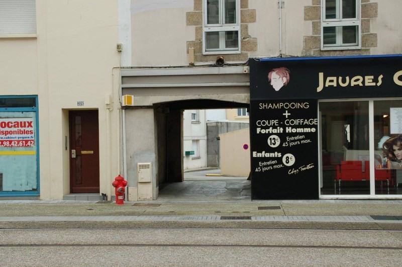 Rental parking spaces Brest 60€ CC - Picture 1