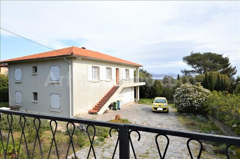 Sale house / villa St aygulf 495000€ - Picture 1