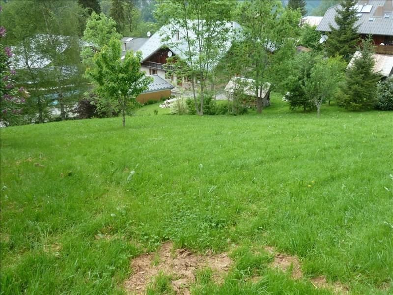 Vendita terreno Le biot 109000€ - Fotografia 3