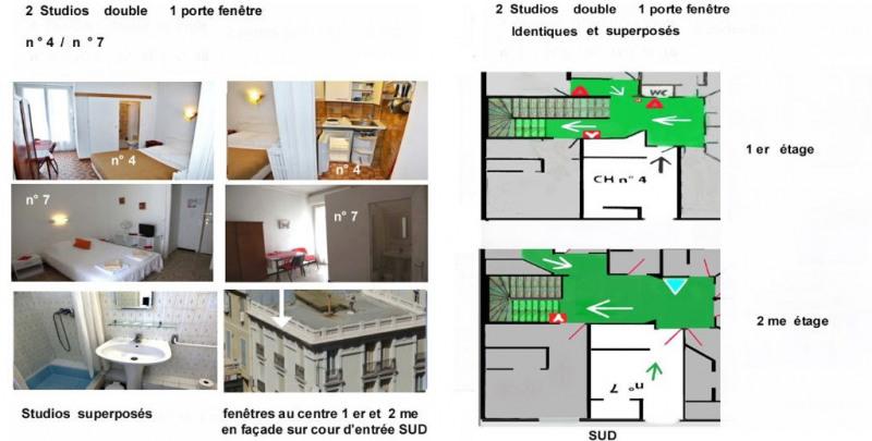 Vente de prestige immeuble Nice 1480000€ - Photo 3