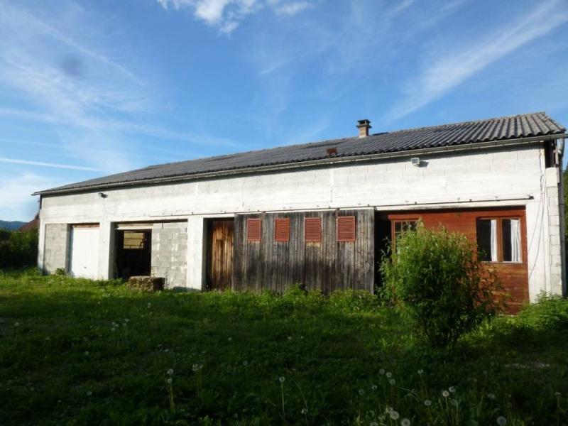 Vente maison / villa Entre-deux-guiers 100000€ - Photo 3