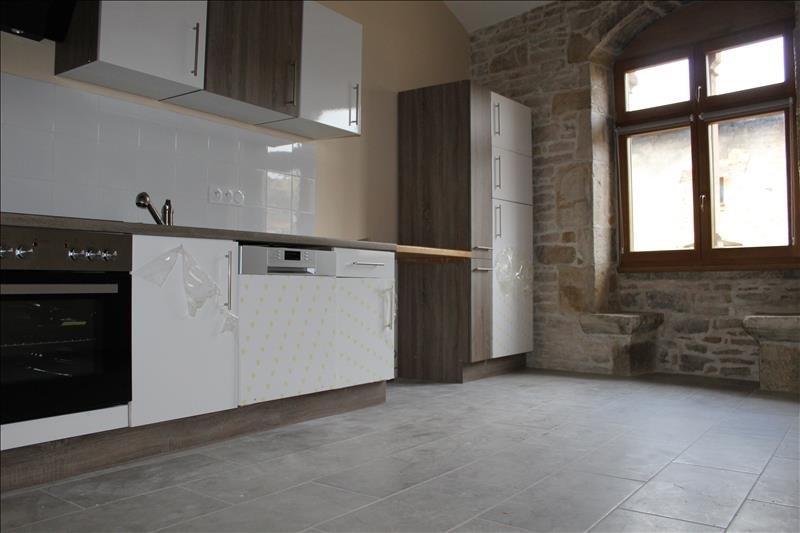 Rental apartment Tournus 370€ CC - Picture 1