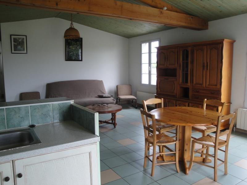 Rental apartment Bessines 515€ CC - Picture 1