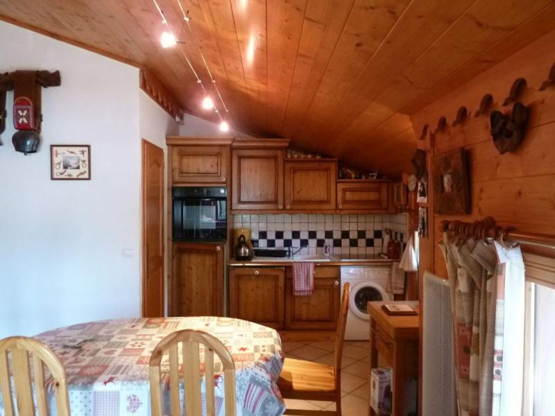 Sale apartment Les houches 350000€ - Picture 3
