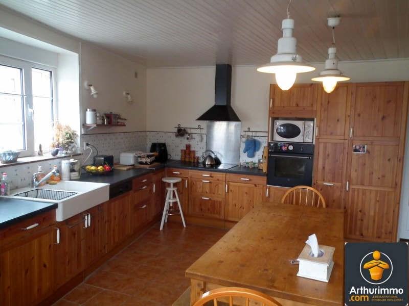 Sale house / villa Matha 170000€ - Picture 2