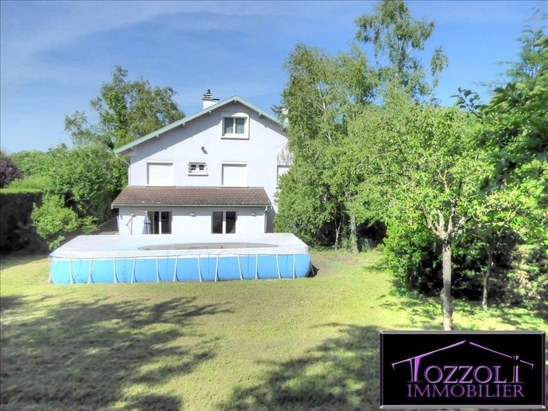 Sale house / villa Saint quentin fallavier 262500€ - Picture 1
