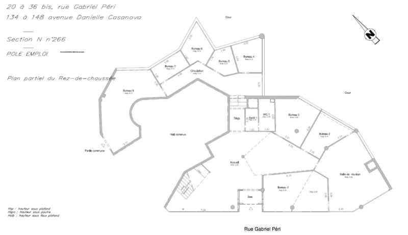 Vente Bureau Ivry-sur-Seine 0