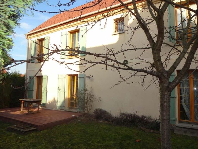 Vente maison / villa Sartrouville 632000€ - Photo 1