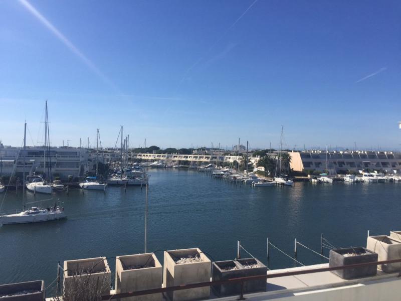 Vente appartement Port camargue 548000€ - Photo 1