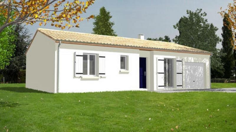 Maison  3 pièces + Terrain 481 m² Talmont-Saint-Hilaire par LOGIS DE VENDEE