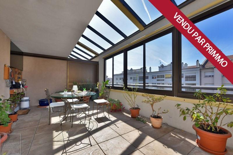 Deluxe sale apartment Lyon 6ème 1250000€ - Picture 1