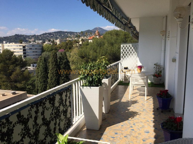 Viager appartement Nice 88 000€ - Photo 1