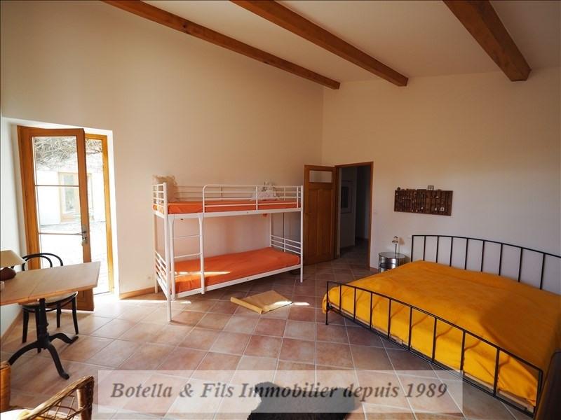 Vente de prestige maison / villa Goudargues 526000€ - Photo 12