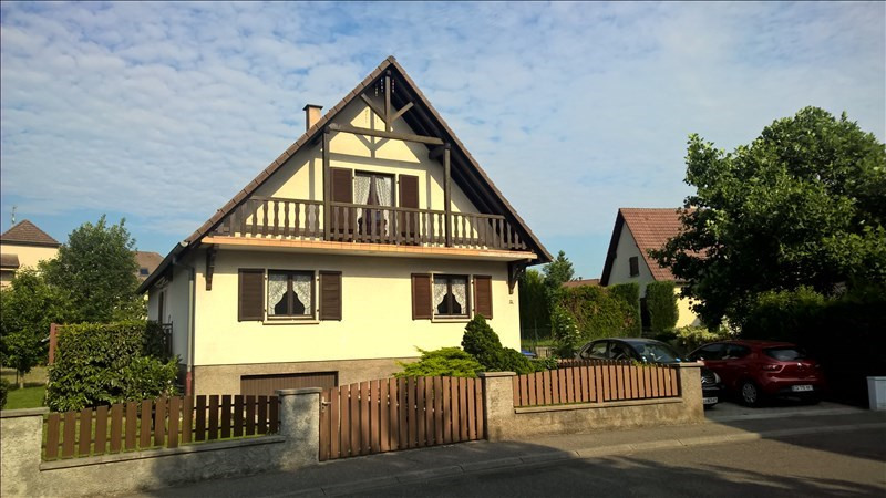 Vente maison / villa Wolfisheim 388 500€ - Photo 1