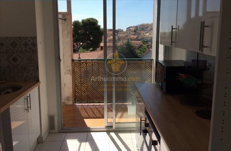 Sale apartment Sete 164000€ - Picture 2