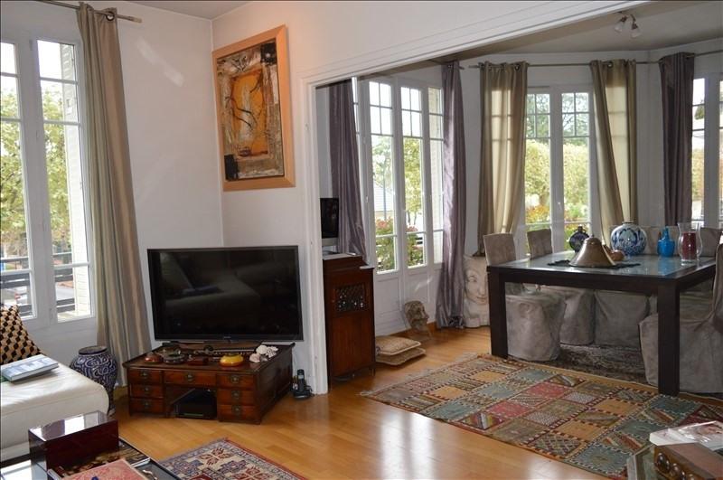 Vente appartement La varenne st hilaire 349000€ - Photo 1