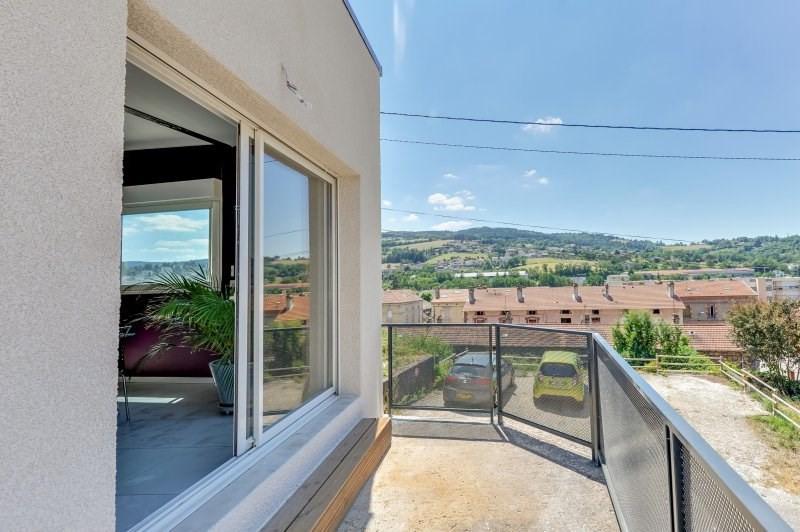 Vente maison / villa Unieux 169000€ - Photo 2