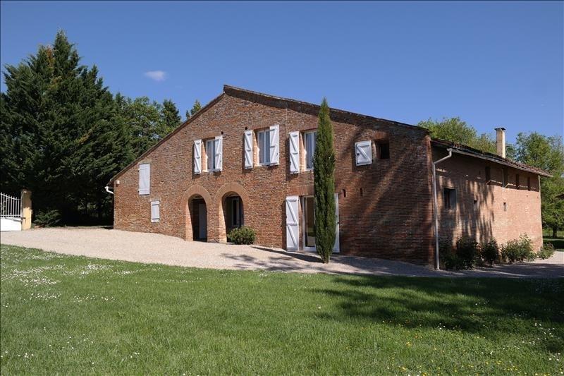 Vente de prestige maison / villa Grisolles 595000€ - Photo 1