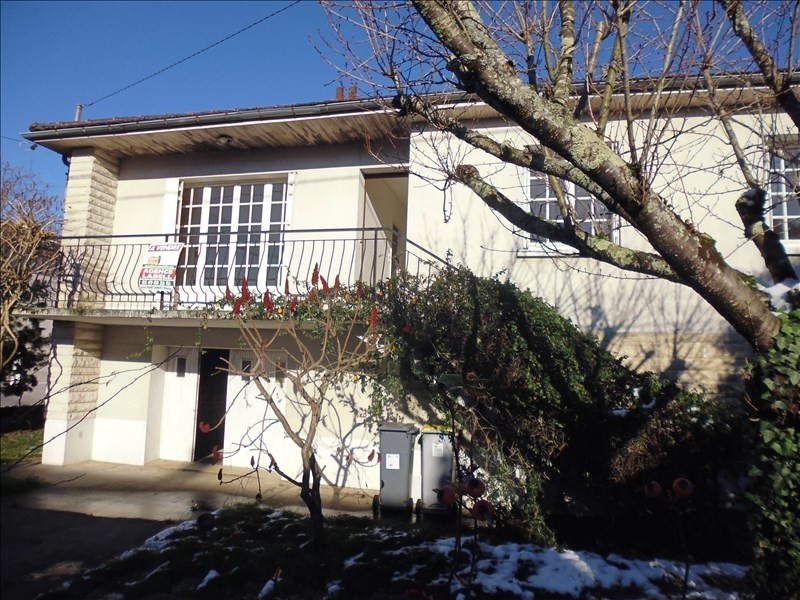 Vente maison / villa Ganterie 159500€ -  1