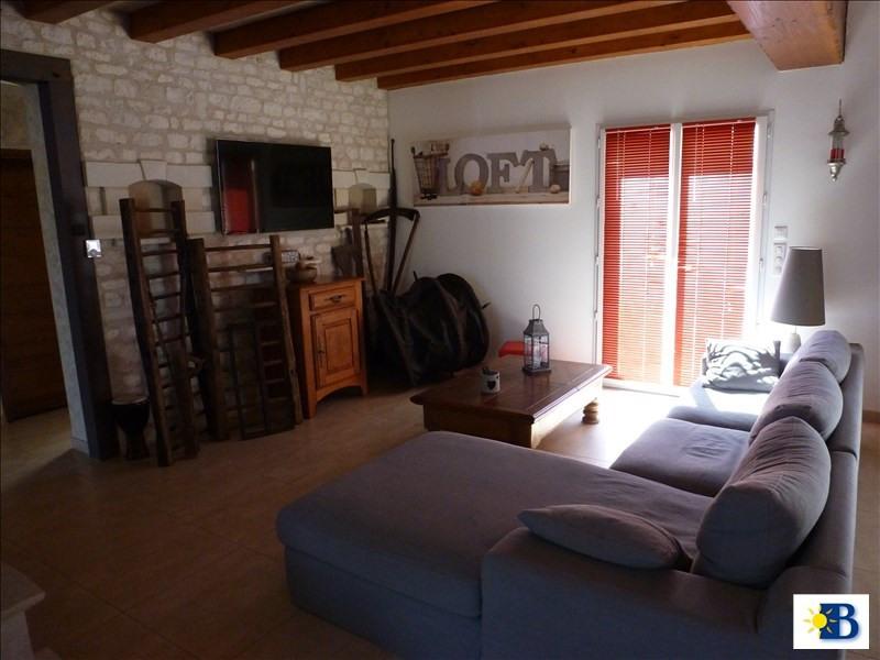 Vente maison / villa Dange st romain 397100€ - Photo 8