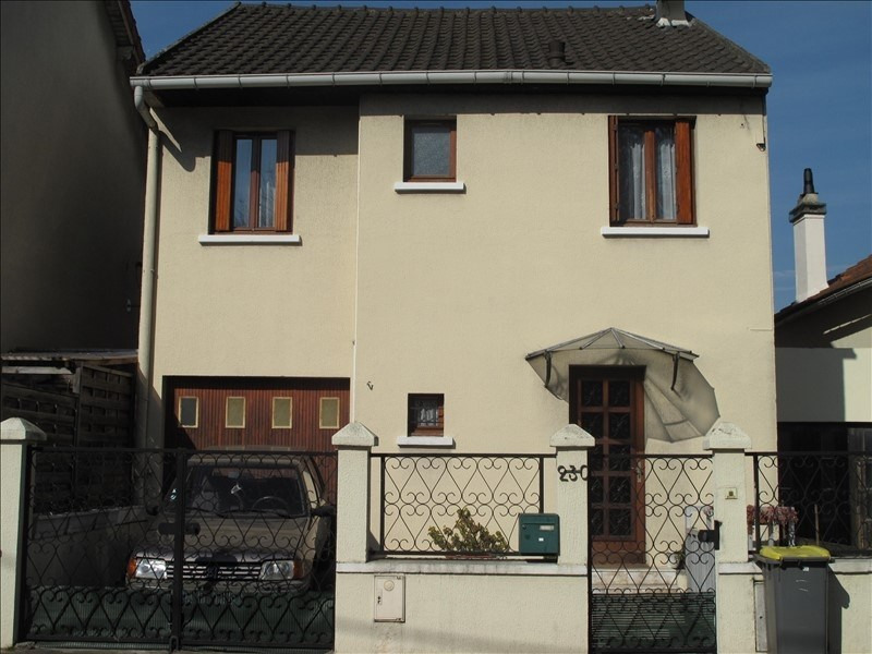 Sale house / villa Antony 553 000€ - Picture 1