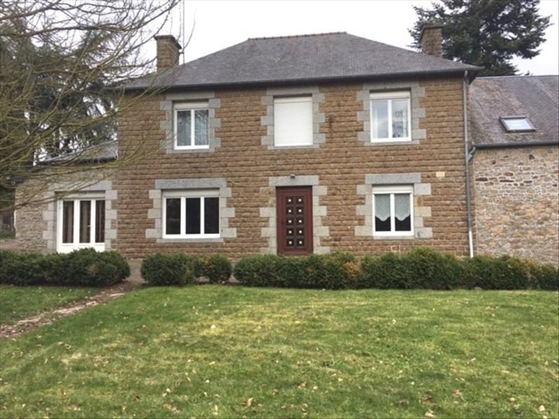 Vente maison / villa St georges de reintembault 176800€ - Photo 1