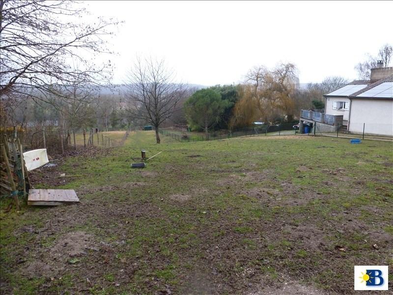 Vente terrain Vouneuil sur vienne 31000€ - Photo 1
