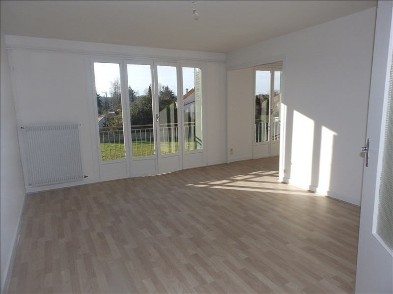Rental apartment Moulins 600€ CC - Picture 1