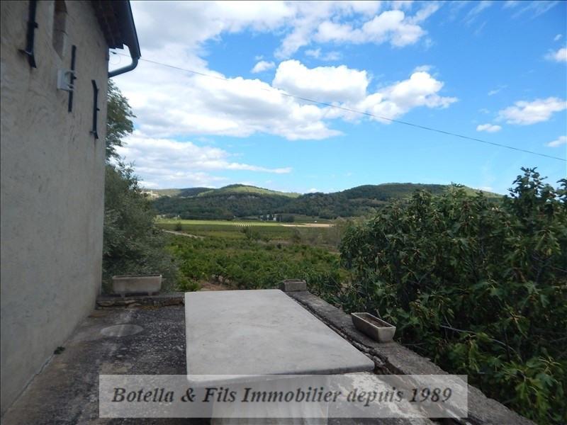 Sale house / villa Goudargues 421500€ - Picture 11