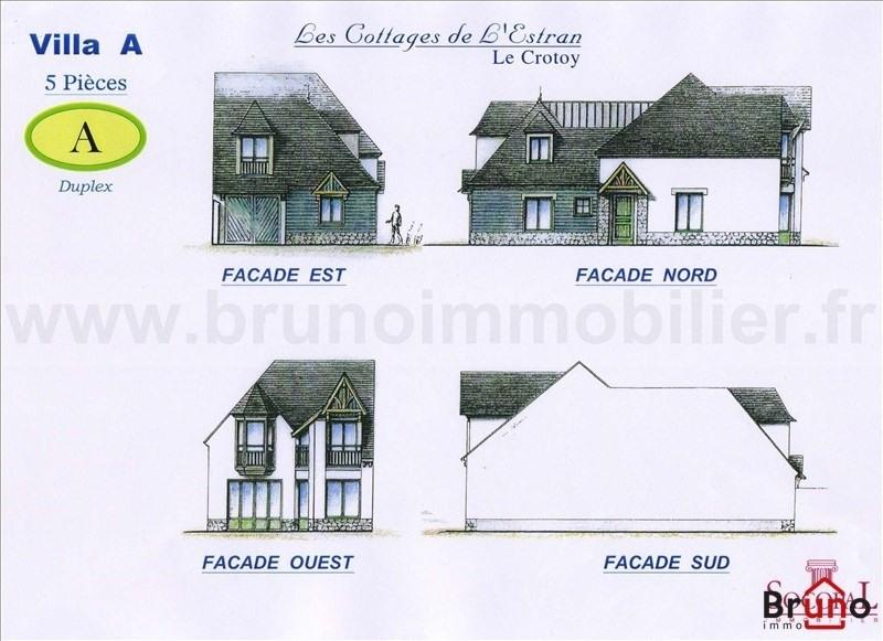 Venta de prestigio  casa Le crotoy 582000€ - Fotografía 2