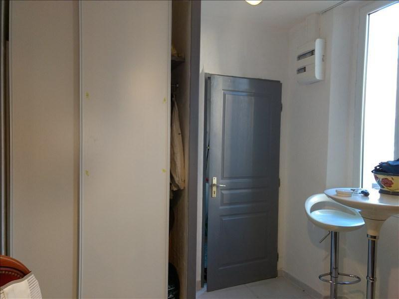 Locação apartamento Le golfe juan 470€ CC - Fotografia 7