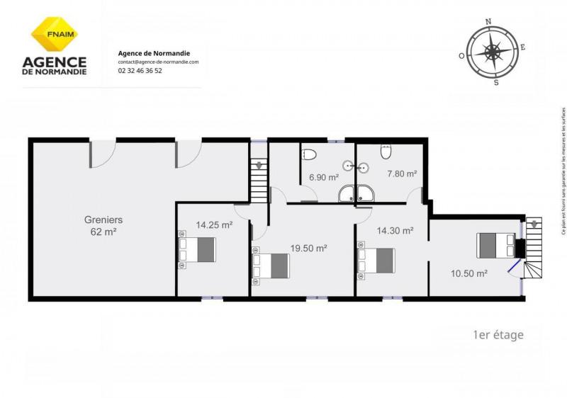 Sale house / villa Montreuil-l'argille 180000€ - Picture 15