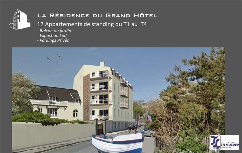 Sale apartment Ambleteuse 205000€ - Picture 2