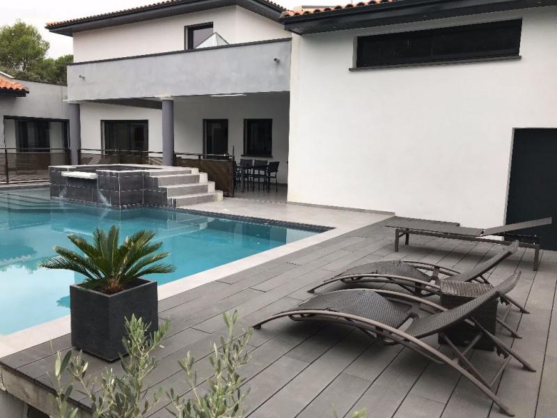 Deluxe sale house / villa Aubais 850000€ - Picture 1