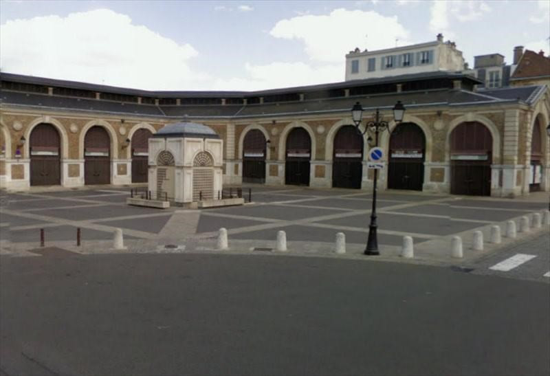 Location local commercial Versailles 1 623€ +CH - Photo 1