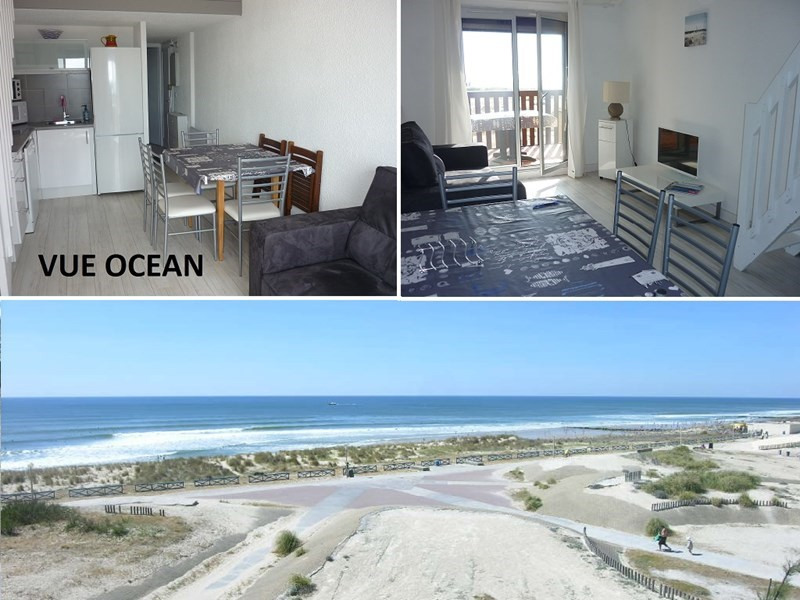Vacation rental apartment Lacanau-ocean 310€ - Picture 1