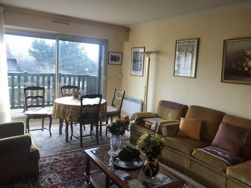 Verkoop  appartement Deauville 180000€ - Foto 9